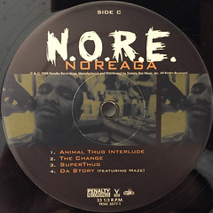NOREGA:N.O.R.E.(LABEL SIDE-C)