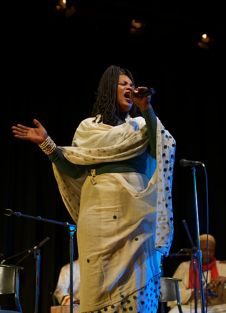 Asia Madani with The Nile Project