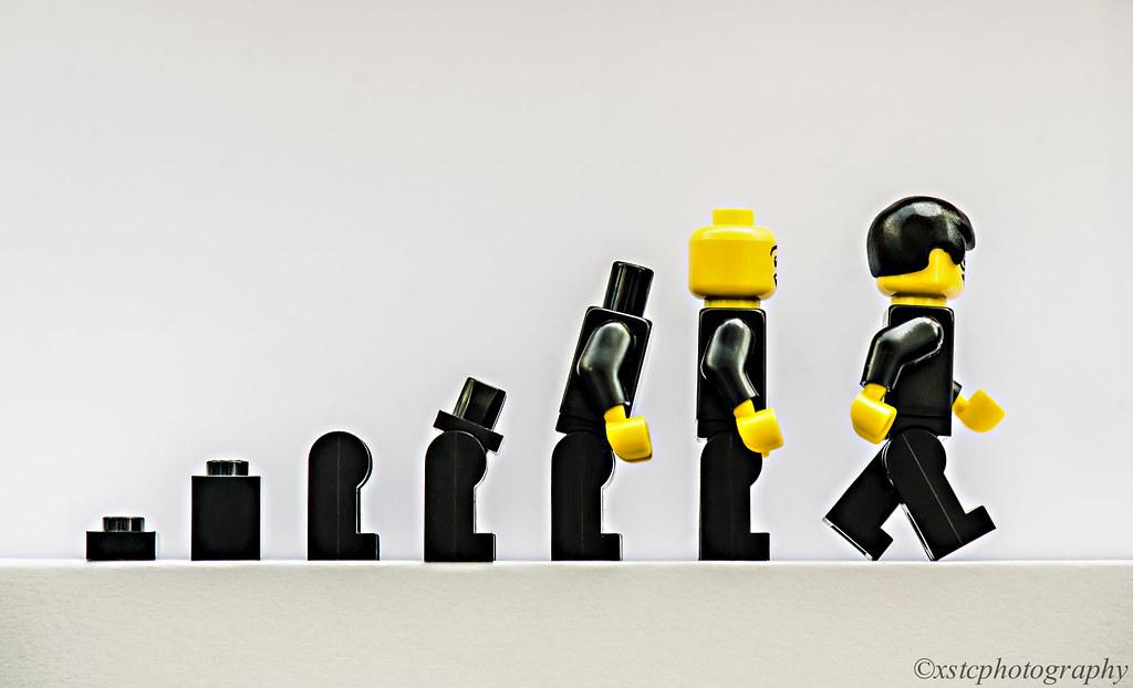Lego Evolution : xstc : Flickr