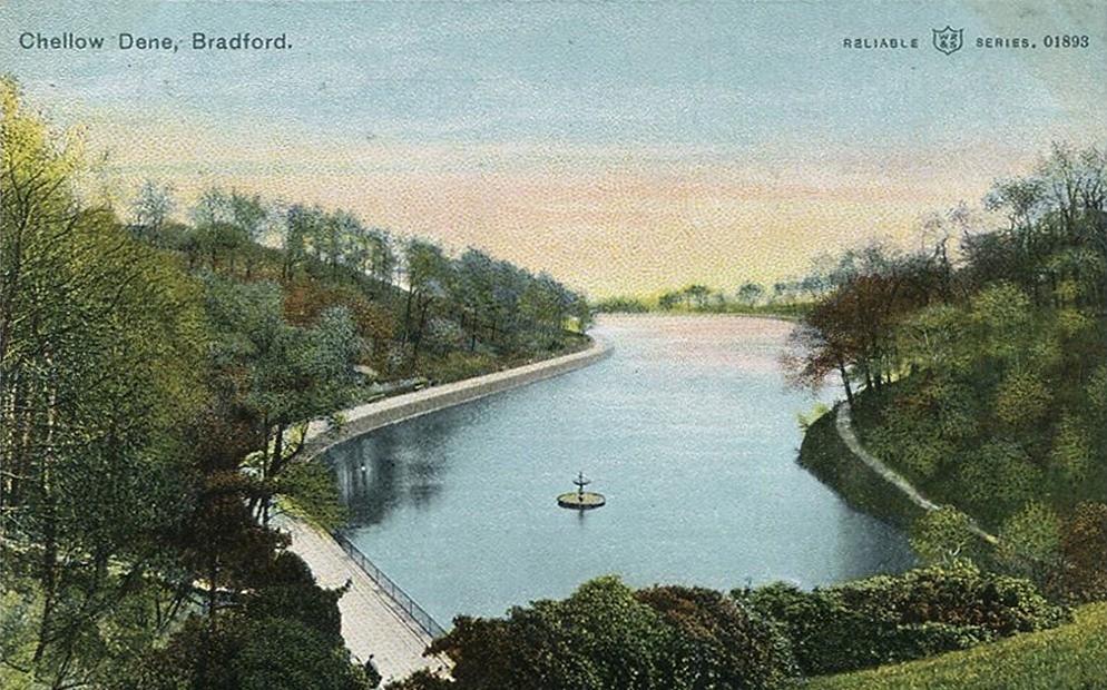 chellow dene reservoir  bradford