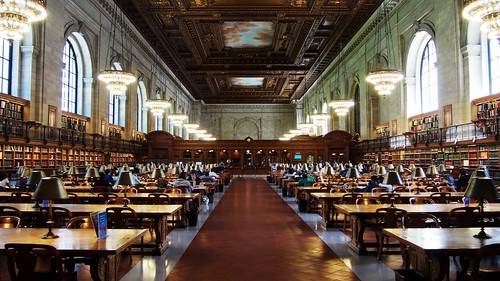 New York Public Library - Rose Reading Room | by Michael M. S.