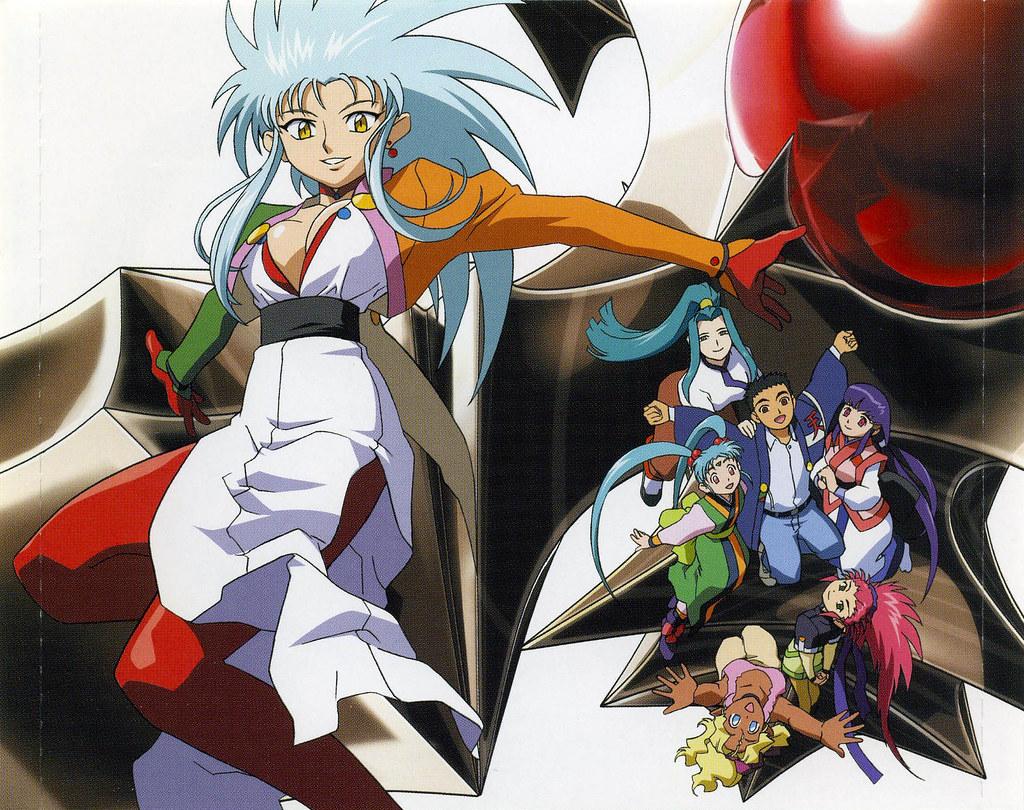 140527 - 耗資1億7千萬、『魎皇鬼』之父「梶島正樹」全新動畫《愛・天地無用》預定10月放送全50集!