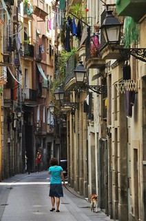 the streets of barcelona | by Cybergabi