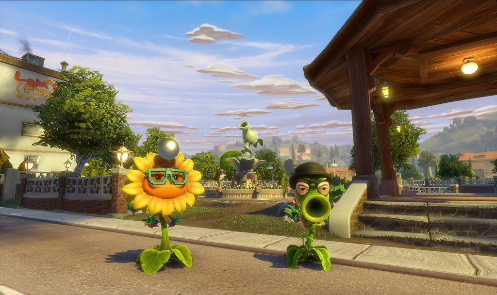 ... Plants Vs Zombies Garden Warfare | By PlayStation Europe