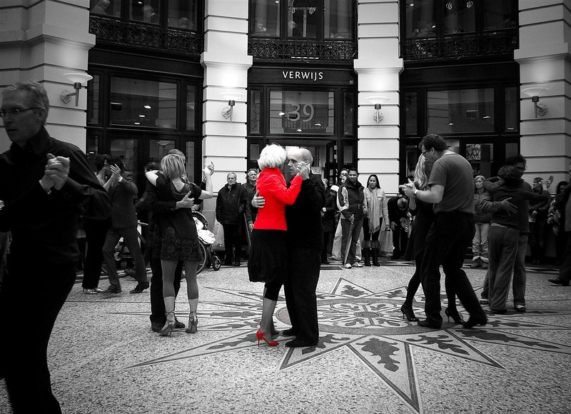 Tango Passage Den Haag.