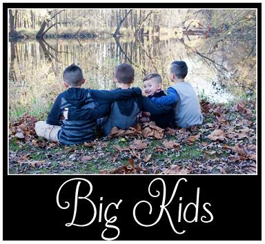 Big Kids Portfolio Button