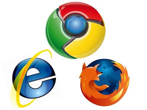 Logos navegadores