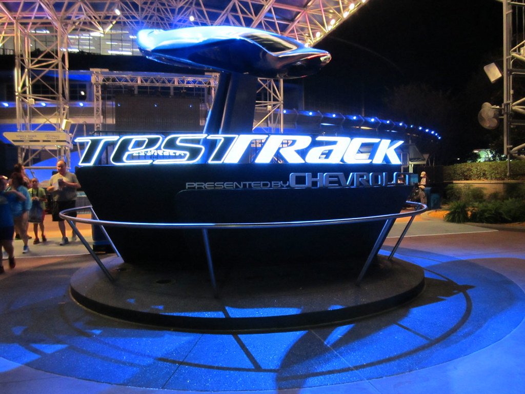 11 Longest Lines at Disney World | Test Track