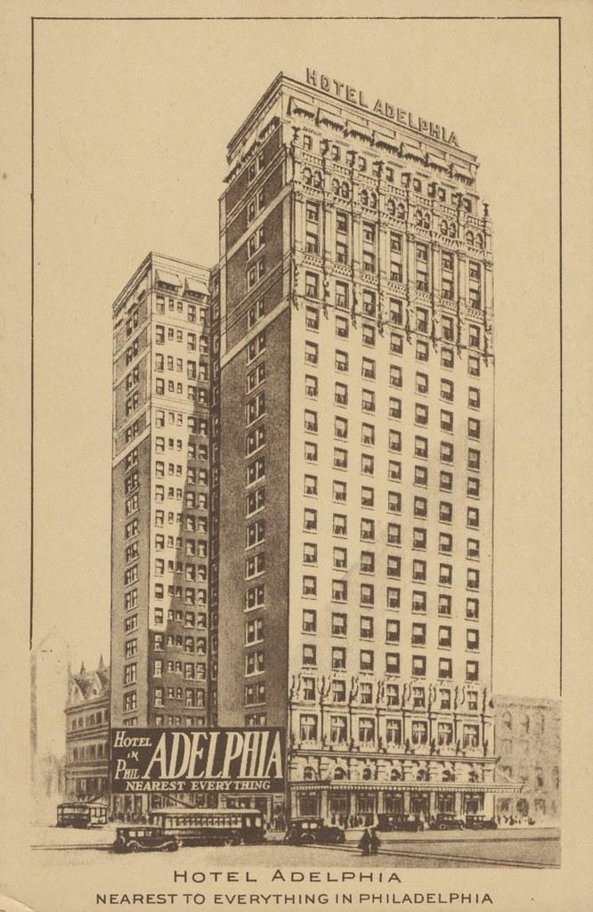 Hotel Adelphia - Philadelphia, Pennsylvania
