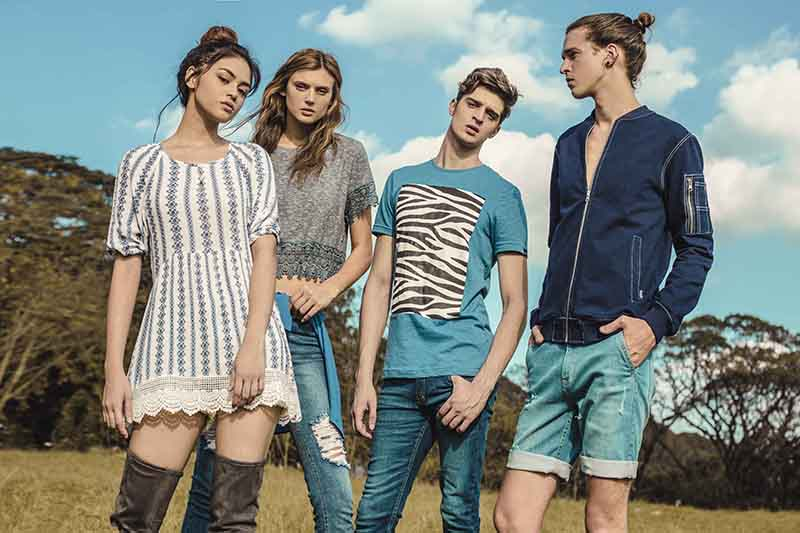 Mossimo Spring Summer 2017