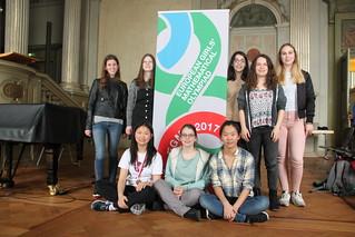 Delegations EGMO 2017