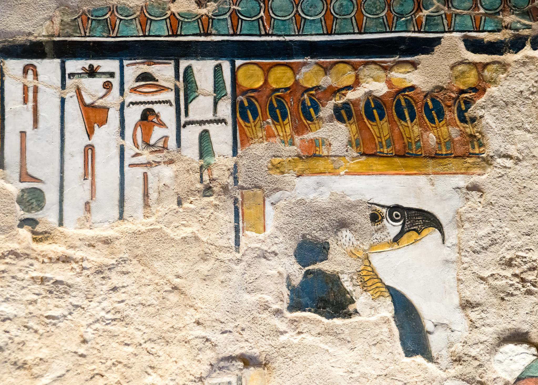 Tomb of Nefertari, QV66, Valley of the Queens