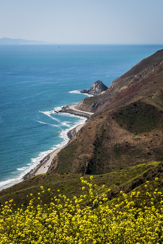 Taken on the Ray Miller Trail, Point Mugu State Park