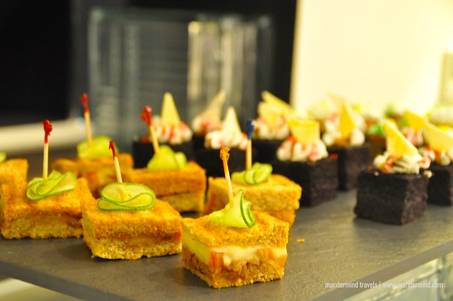Desserts at Club Lounge Seda Abreeza