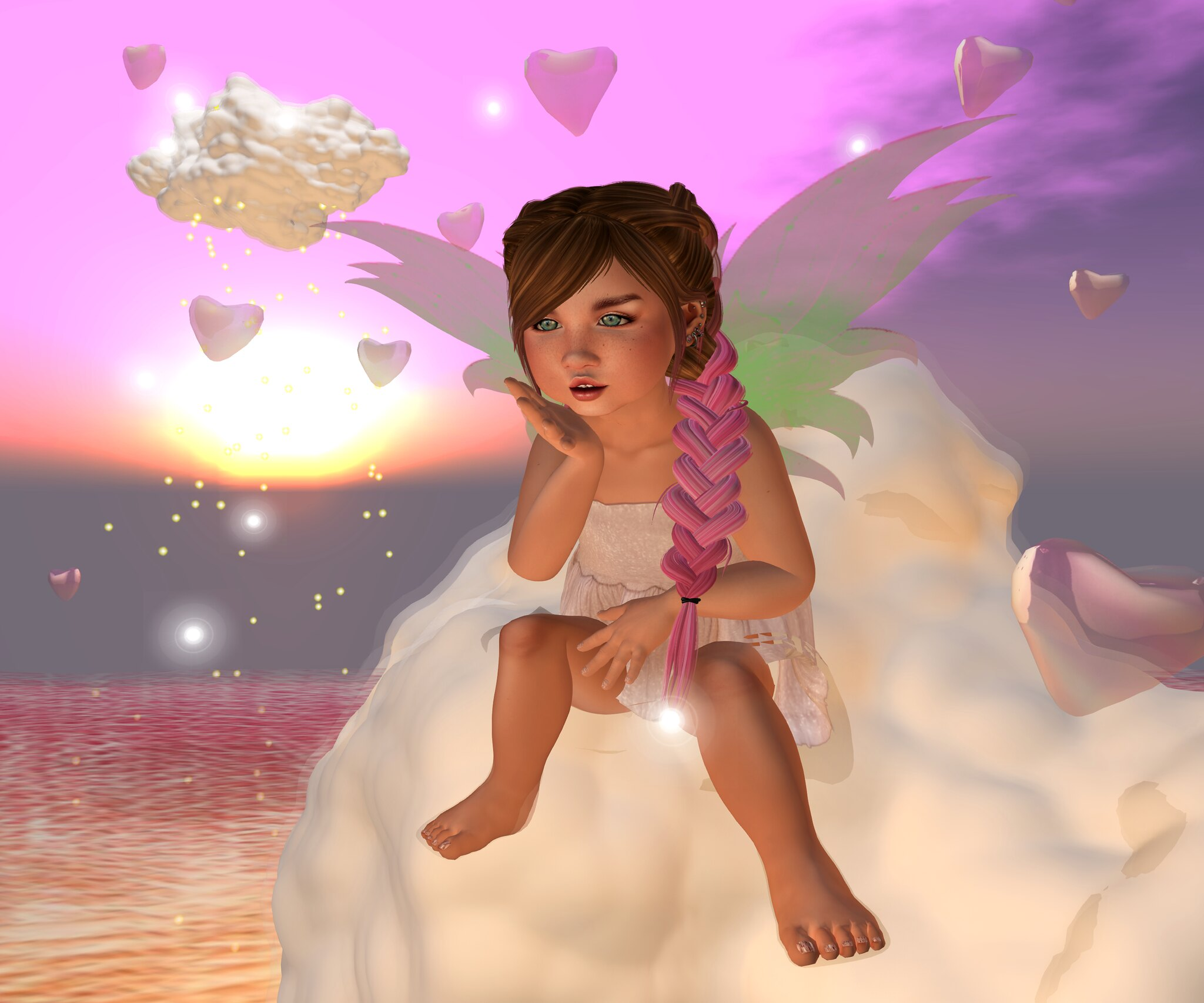 Thimble Blog #2 Cloud Pixie