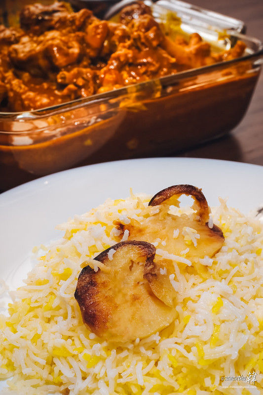 20170402 Home-cooked Persian-styled Rice 4509