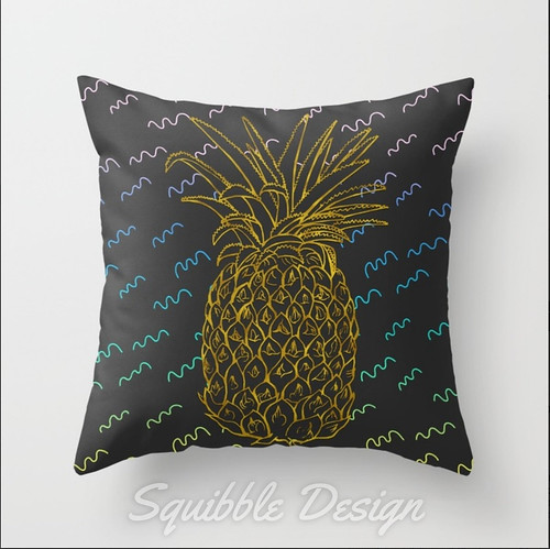 goldenpineapplecushion