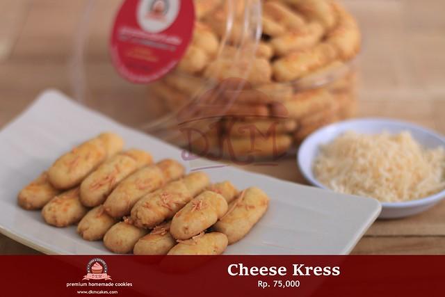 Cheese Kress Pedas DKM COOKIES