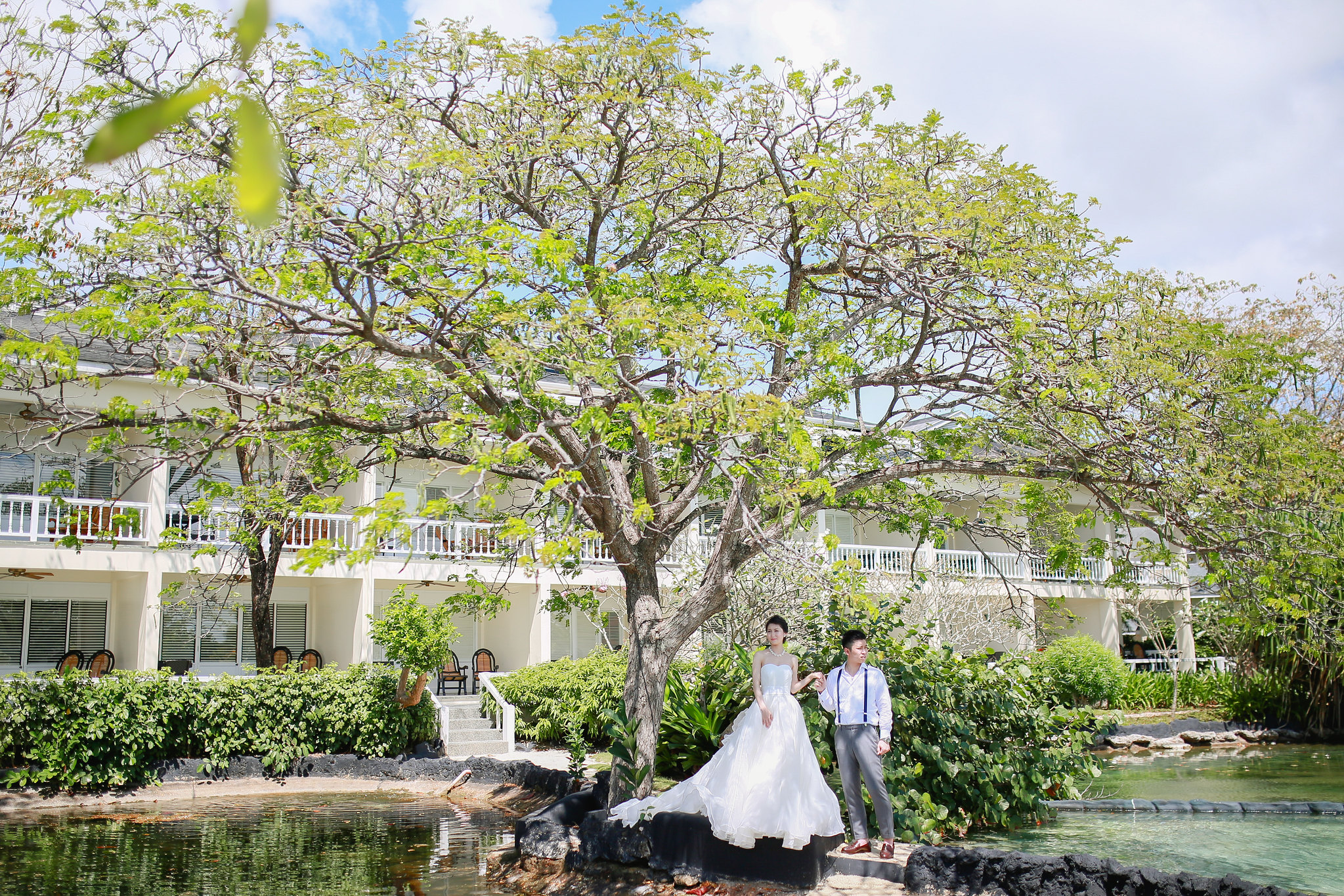 Plantation Bay Wedding Photographer, Cebu Philippines Wedding Photographer