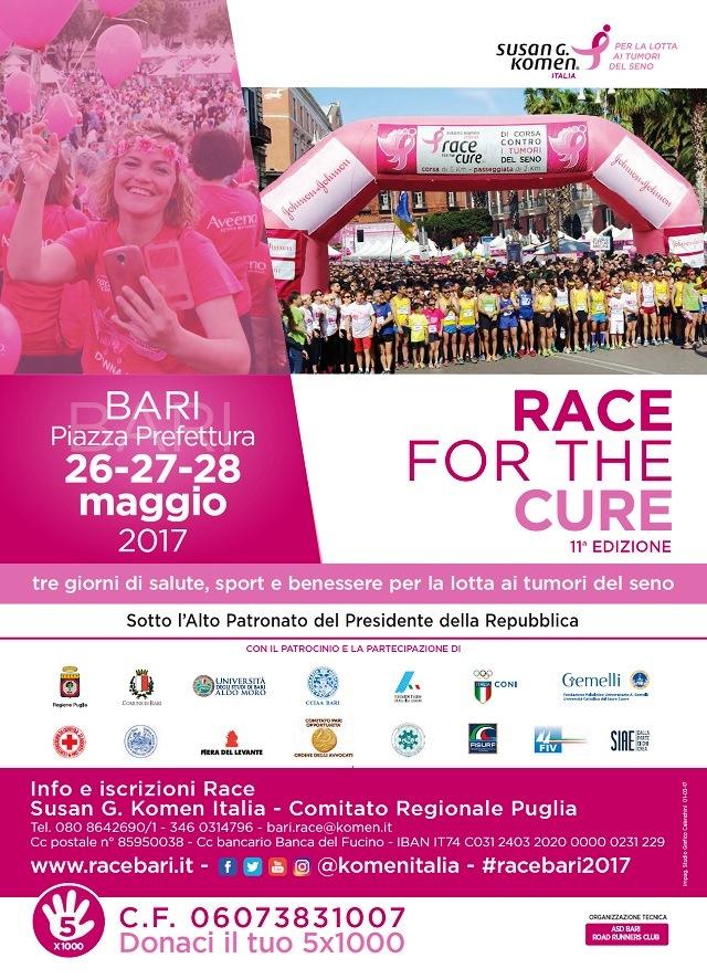 Bari. Race for the Cure intero