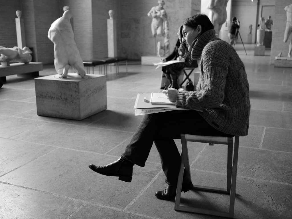 Glyptothek, The Nightstalker, 16. Januar 2010