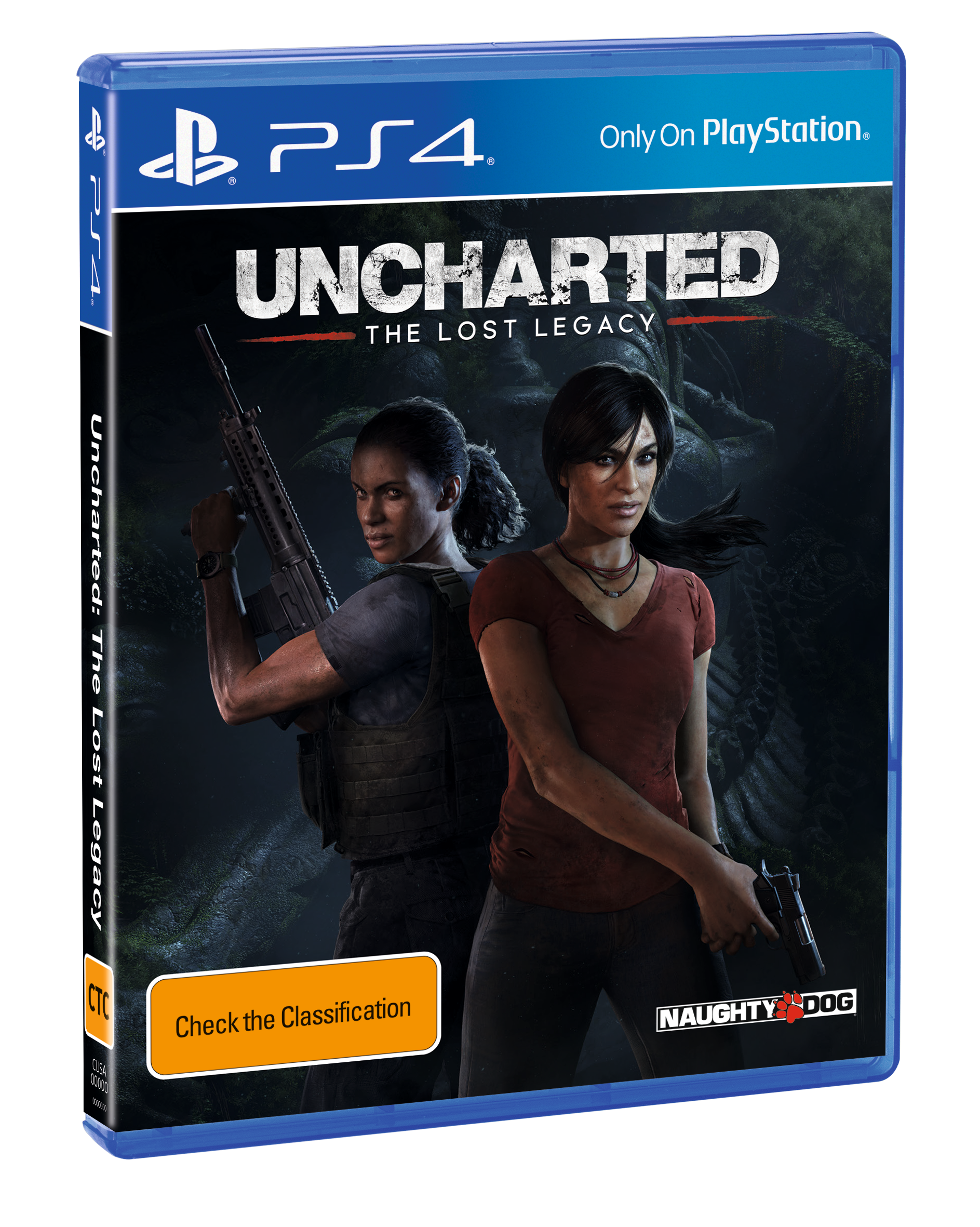 Дата выхода и новый трейлер Uncharted: The Lost Legacy
