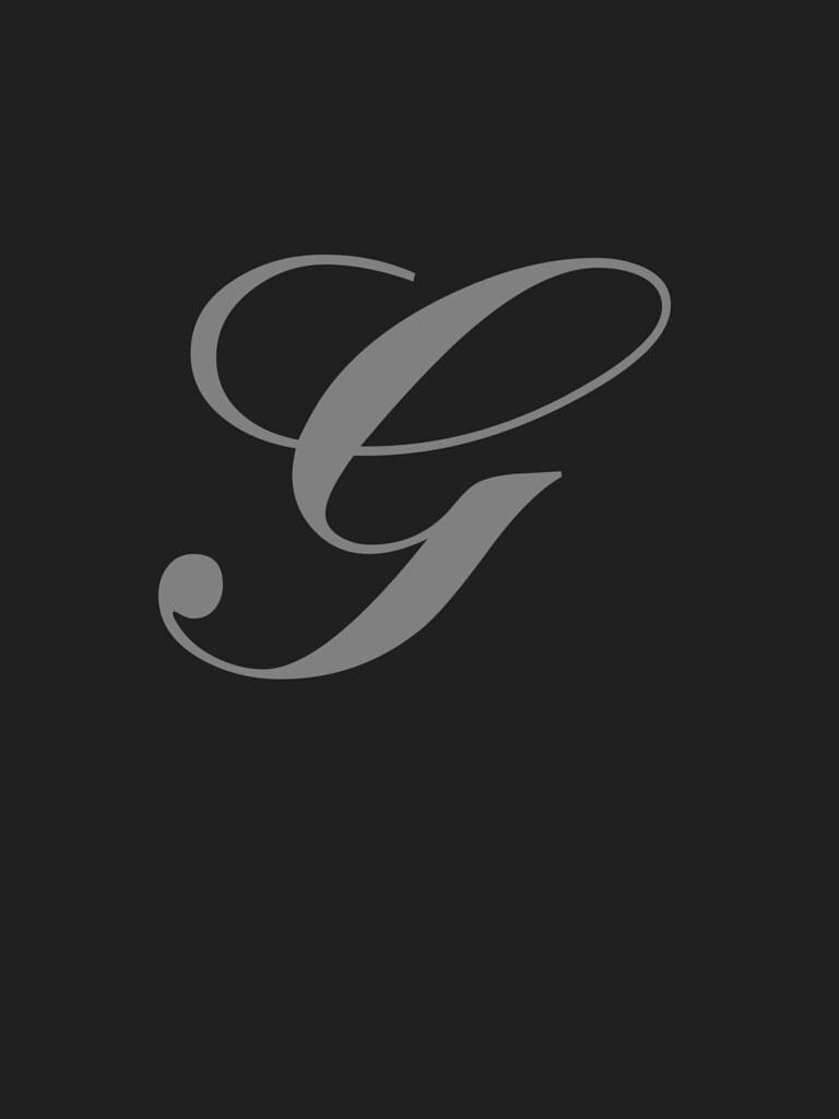 Letter G Wallpaper