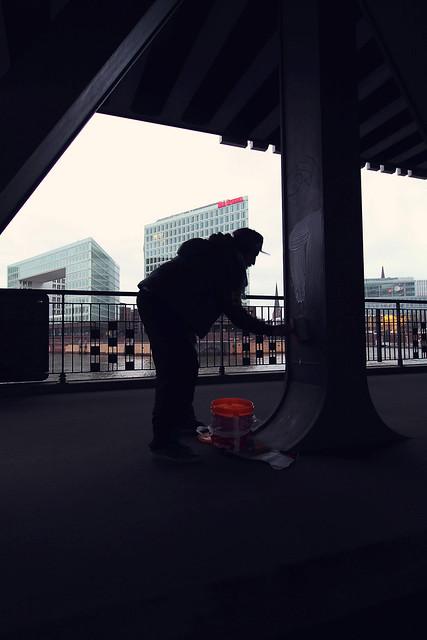Reportagefotografie Street Art