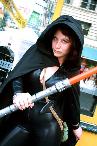 Star Wars Female Jedi Costume | by shaire productions