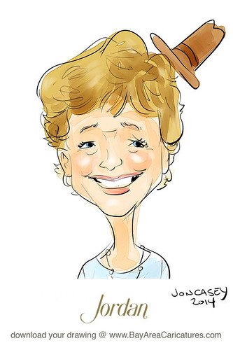 To purchase your caricature, visit: http://bayareacaricatures.smugmug.com/Events/5-17-14-Jordan-Winery-event/40811341_9FJCNj#!i=3251985458&k=VSpQt58 | by jordanwinery.com