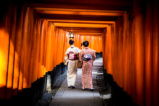 Fushimi Inari Shrine Kyoto | by Terence l.s.m