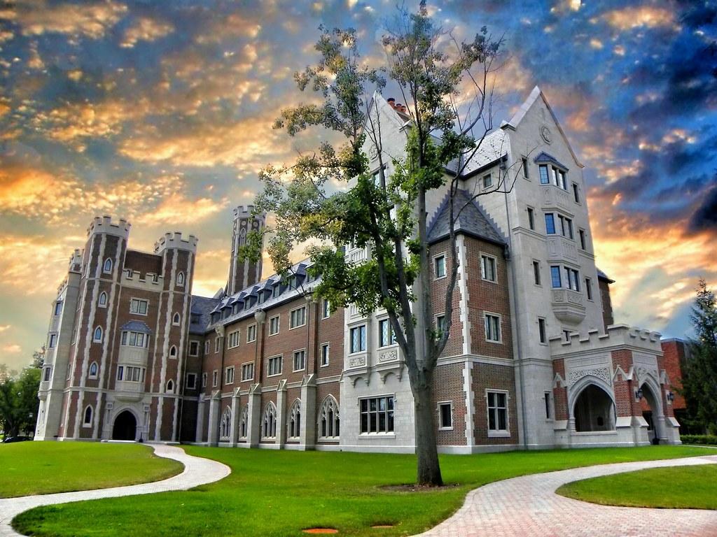 Mansion Foyer University : Elmira ny meir hall college historic campus