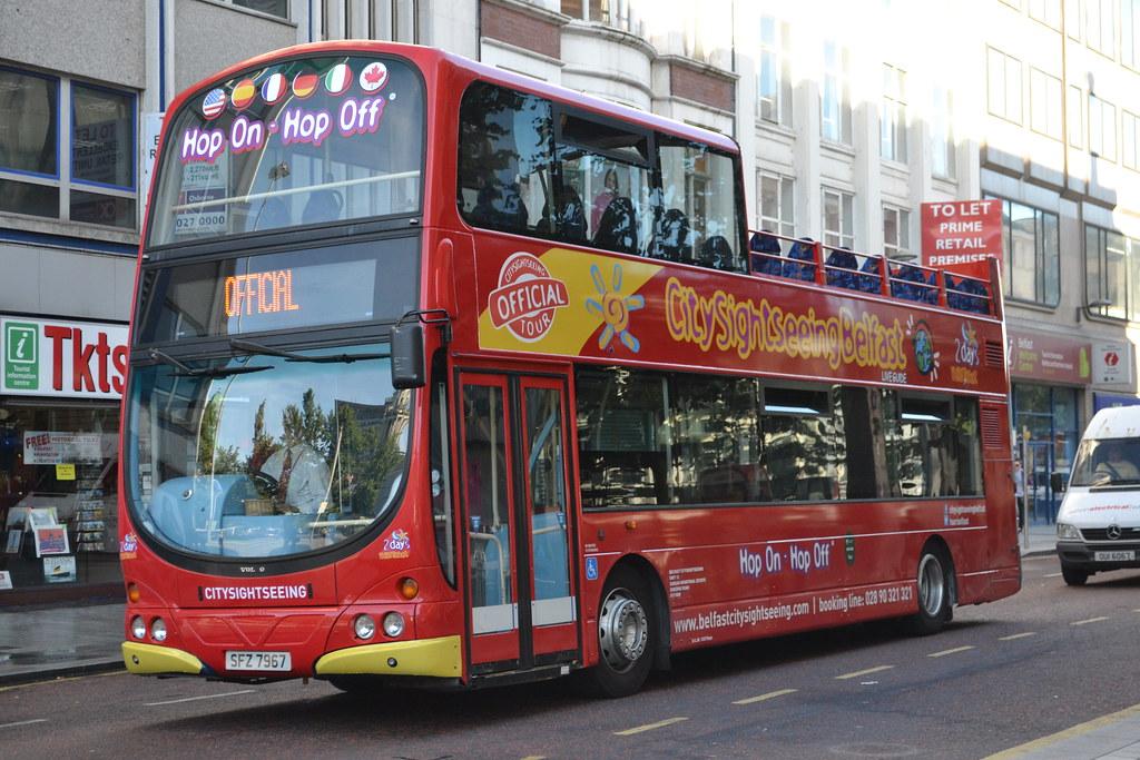 Washington City Tour Bus