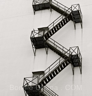 Stairs | by Bonnie Feaster Chapa Photographic Art