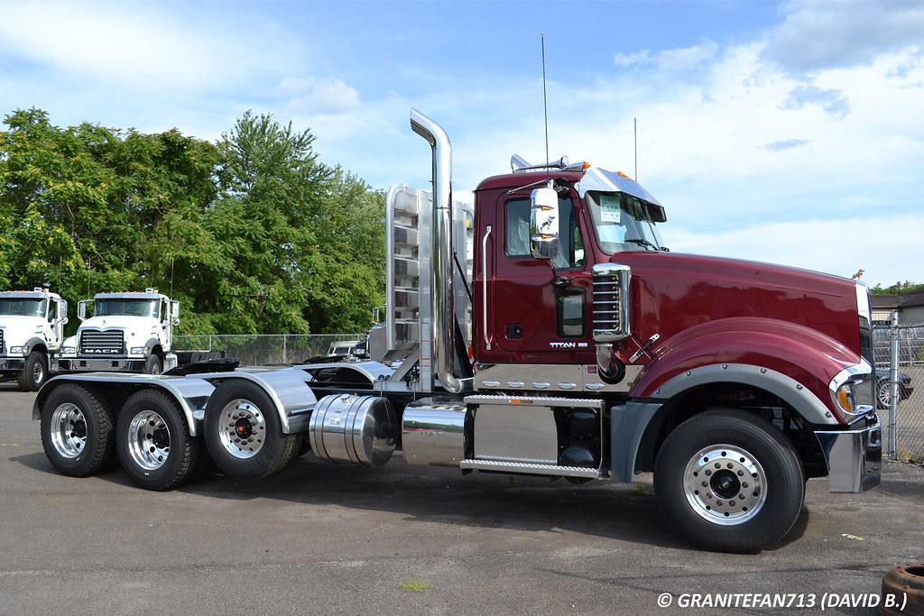 Tri Axle Truck For Sale >> 2015 18 Wheeler Trucks For Sale | Autos Post
