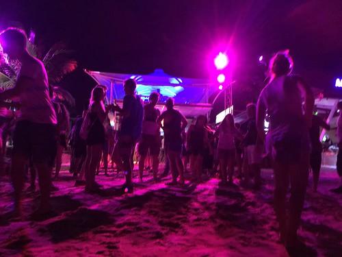 After midnight chaweng koh samui サムイ島 夜な夜なチャウエンビーチ