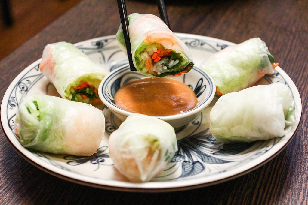 Vietnamese Food: Tonkin Authentic
