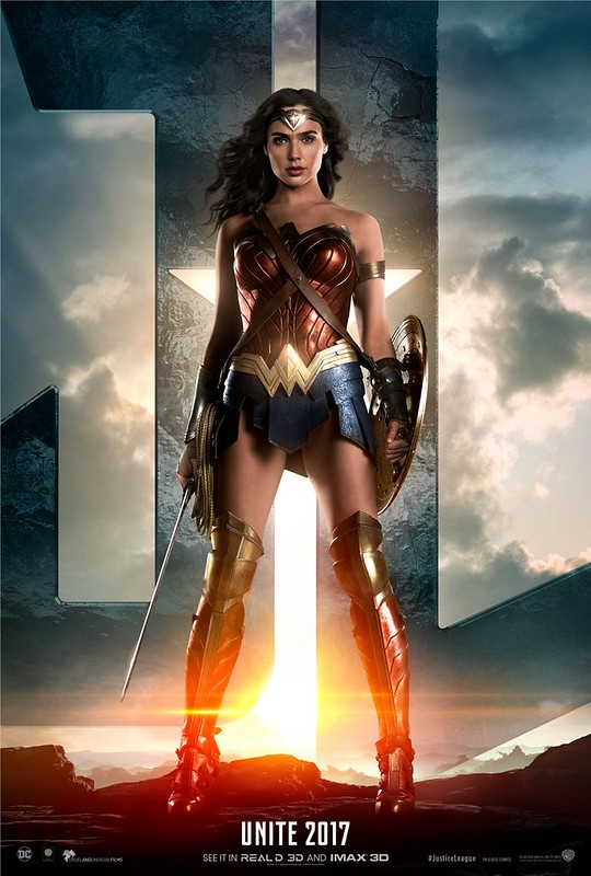 JUSTICE LEAGUE WONDER WOMAN