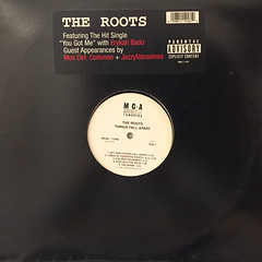 THE ROOTS:THINGS FALL APART(JACKET A)