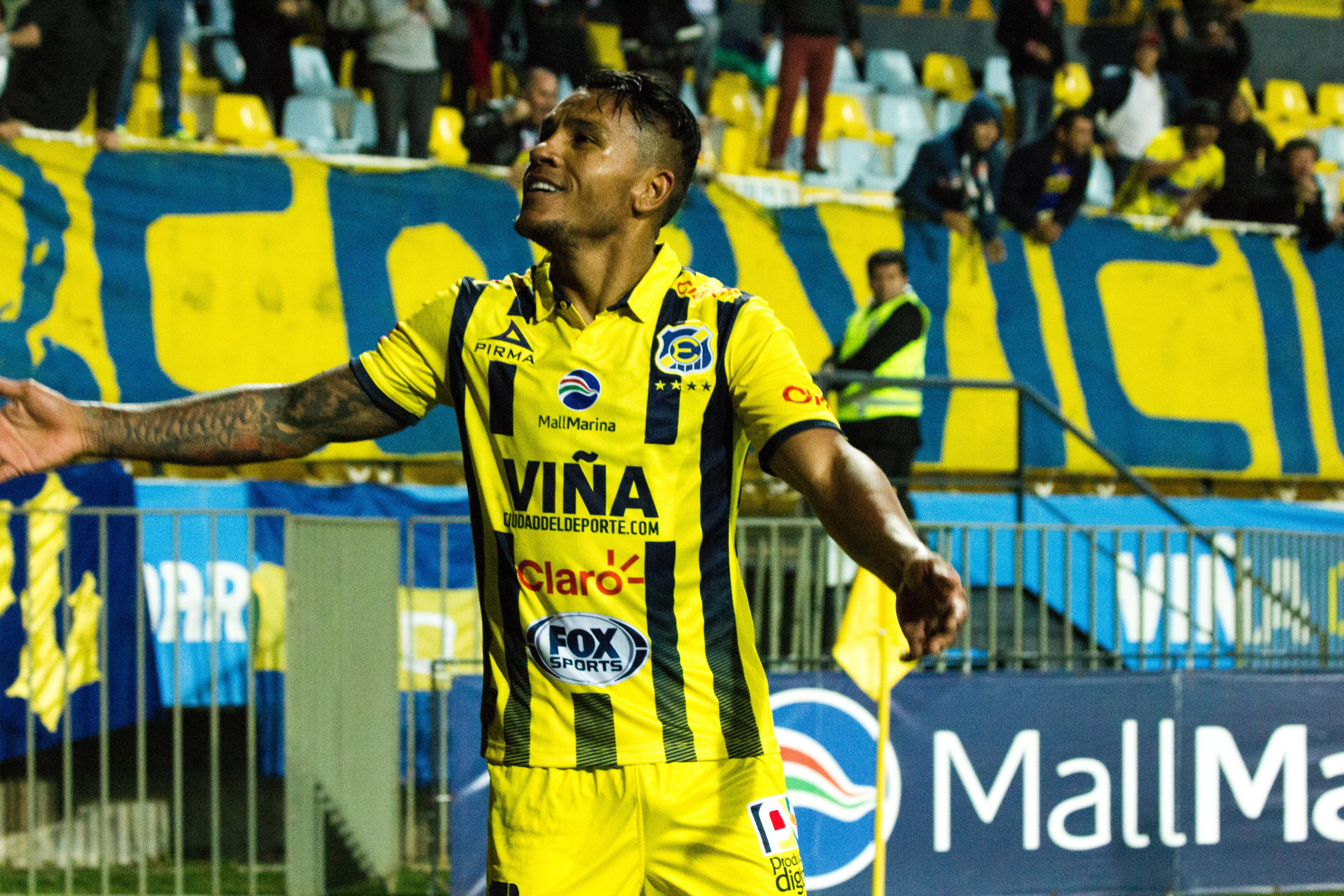 Everton 2-0 Universidad de Concepción