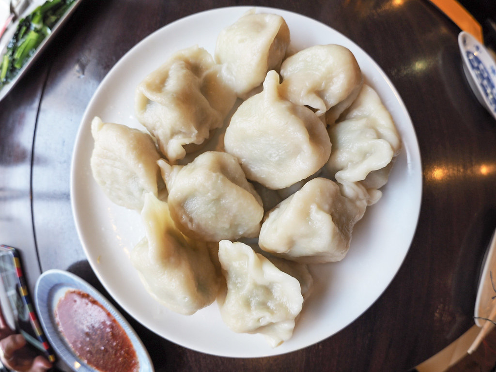 水餃子 | Boiled Dumplings