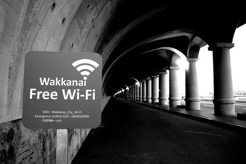 Wakkanai in early morning on APR 09, 2017 (5)
