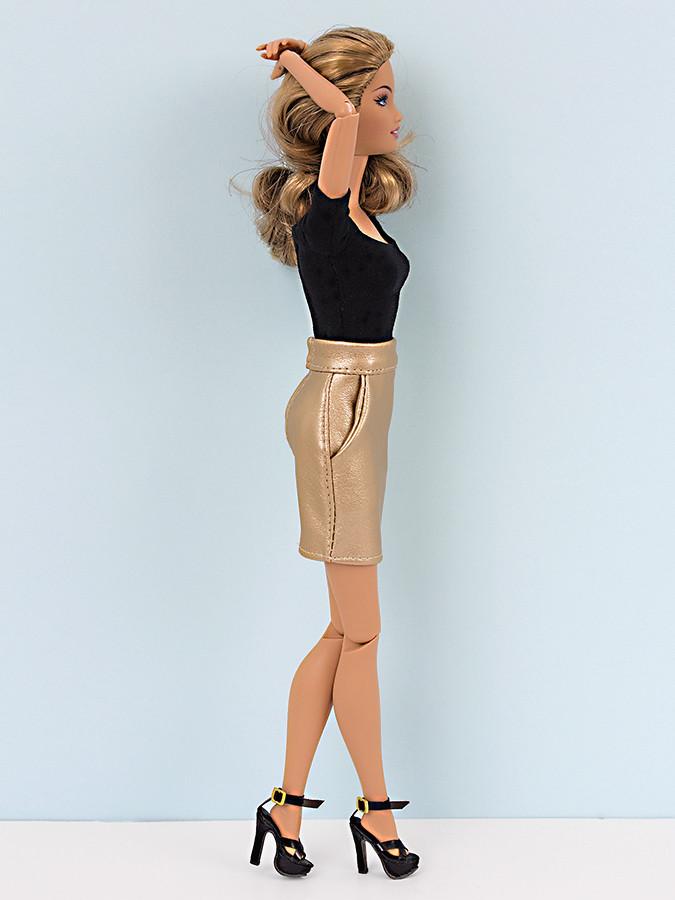 Barbie handmade clothes