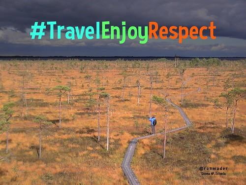 #TravelEnjoyRespect
