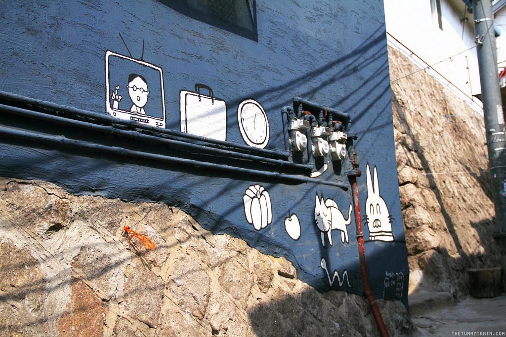 33624675245 8bc0cea554 b - Seoul-ful Spring 2016: A mini exploration of Ihwa Mural Village