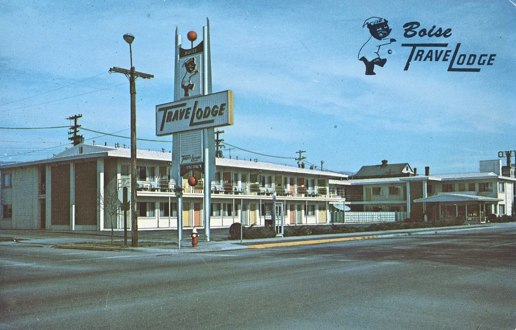 TraveLodge - Boise, Idaho
