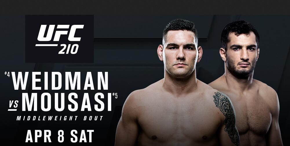 ufc 210   UFC 210 live, Stream...