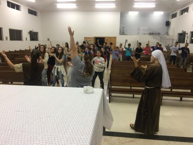 Grupo de Oração em Quarto Centenário/PR