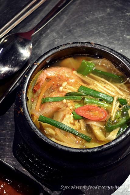 6.Huo Lu Ai Korean BBQ @ Setiawalk Puchong