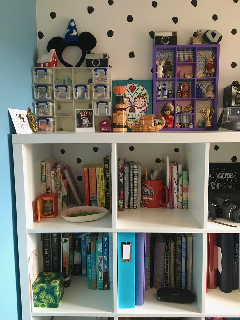 office reveal bookcase